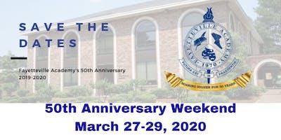 50th Anniversary Weekend