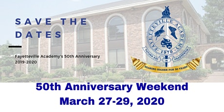50th Anniversary Weekend tickets