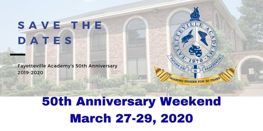 50th Anniversary Weekend