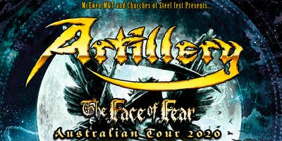 Artillery - The **** of Fear – Melbourne
