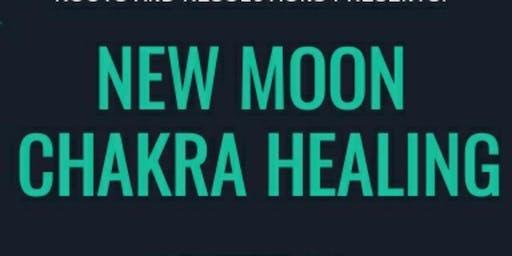 New Moon Chakra Healing