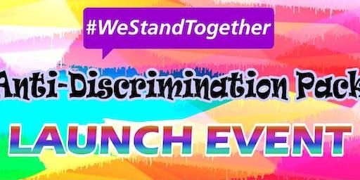 Anti-Discrimination Pack Launch Event