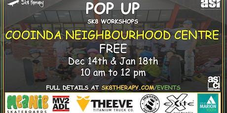 Pop Up Sk8 Workshop tickets