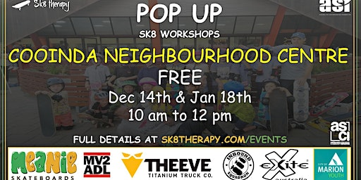 Pop Up Sk8 Workshop