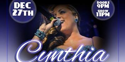 Cynthia Live