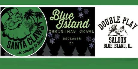 Blue Island Christmas Crawl tickets