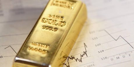 Learn about Opportunities in Gold, Blockchain and Cryptocurrency tickets