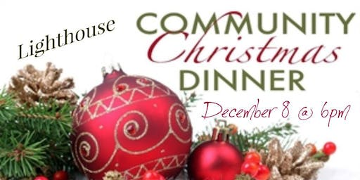 Lighthouse Church Community Christmas Dinner
