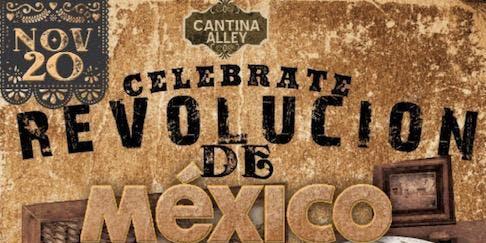 Tour of Mexico Spirits Tasting