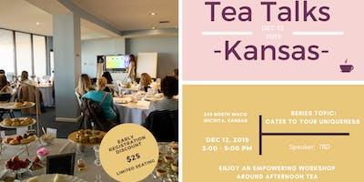 T-E-A Talks Kansas - Uniting Kansas' most brilliant  leaders and doers