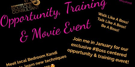 Virginia BK Opportunity, Training & Movie Event!