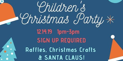 Walled Lake Eagles Children's Christmas Party
