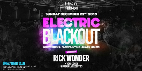 ELECTRIC BLACKOUT  - BROOKLYN, NY | 12.22.19 tickets
