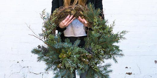 Wild Wreath Workshop