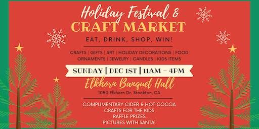 Holiday Festival & Craft Fair