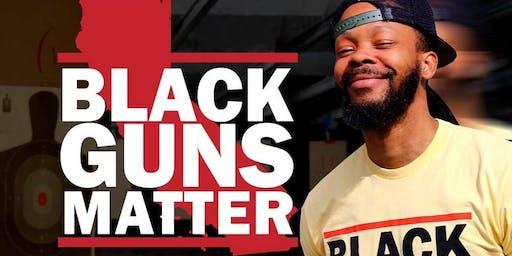 Black Gun Matter with Maj Toure