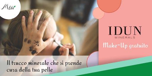 Make-up Gratuito | IDUN Minerals MUA