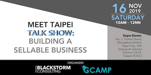 Talk Show: Building a Sellable Business