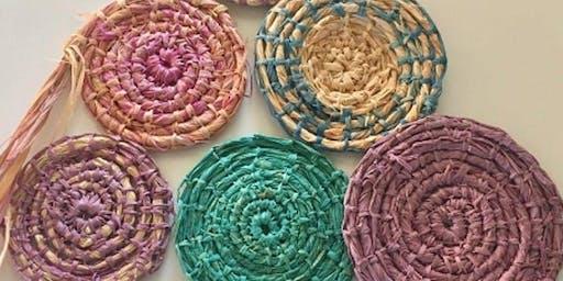 Beginners Coil Weaving