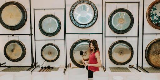NYE GONGPLAY® Soundbath (Sound Bath)