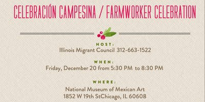 Celebración Campesina / Farmworker Celebration