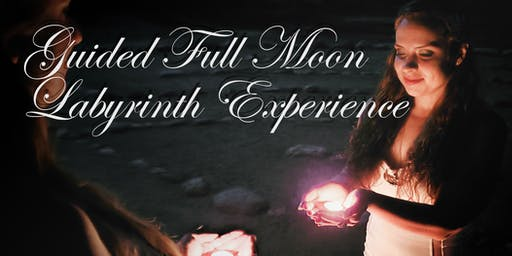 Guided Full Moon Labyrinth Experience