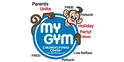 Parents Unite My Gym Holiday Party