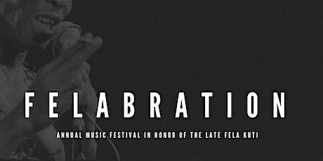Felabration New York tickets