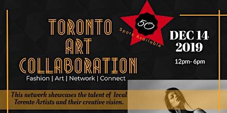 Toronto Art Collaboration tickets