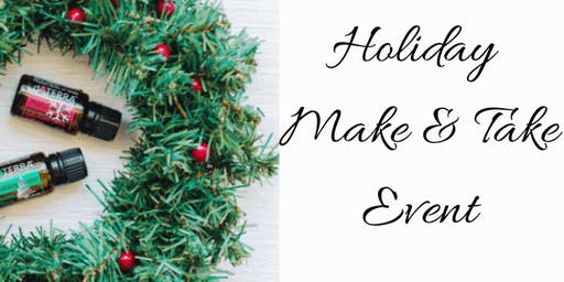 Holiday Make & Take