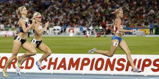 Vitaly and Yuliya Stepanov - Whistleblowing the Russian Doping Scandal