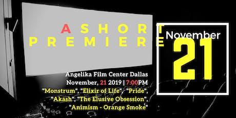 A Short Premiere tickets