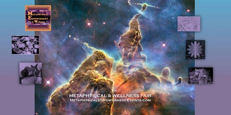 Metaphysical-Wellness Fair, Free Talks/Panel, 50+ Booths tickets