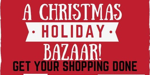 5th Annual Christmas Holiday Bazaar