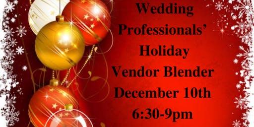 Wedding Professionals' Holiday Vendor Blender