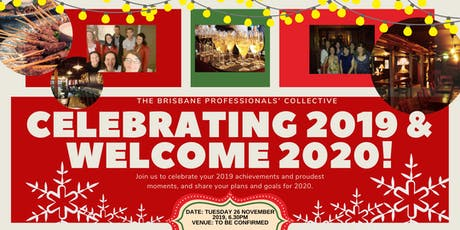 Networking Dinner - Celebrating 2019 and Welcome 2020 tickets