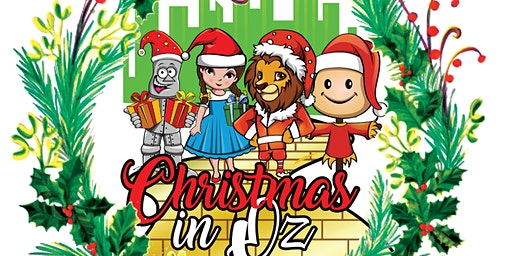 Christmas in Oz ~ Saturday December 21st