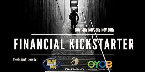 Financial Kickstarter Event Series