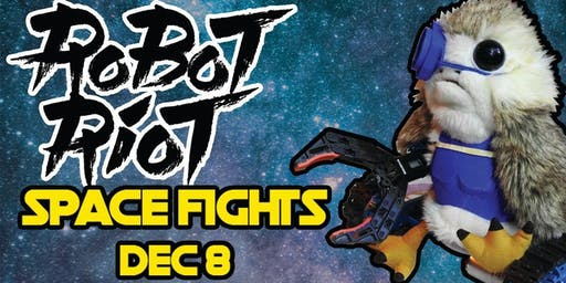 Robot Riot Space Fights x Terrible Spaceship (live performance)