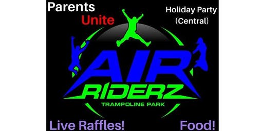 Parents Unite Air Riderz Holiday Party!