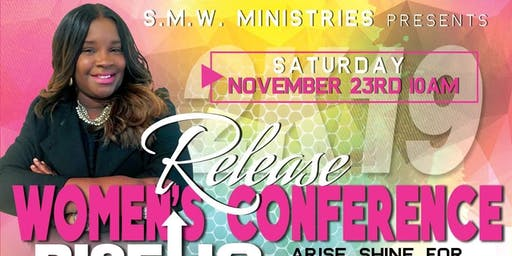 """Release Women Conference 2019   """"Rise Up"""""""