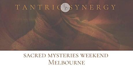 Sacred Mysteries Weekend tickets