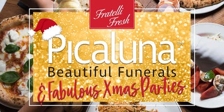 Picaluna Celebrants' Christmas party tickets