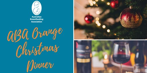 Orange Australian Breastfeeding Association Christmas Dinner