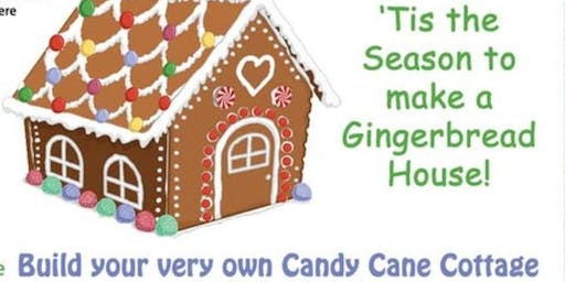 Decorate Your Own Gingerbread House!