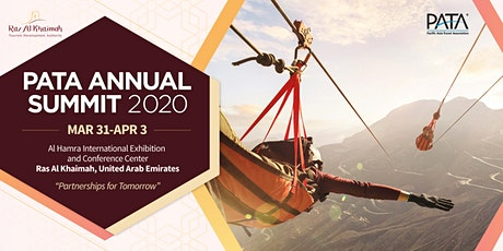 PATA Annual Summit 2020, March 31 - April 3 tickets