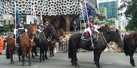 Anzac Day Parade Brisbane 2020 tickets