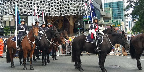 2020 Anzac Day Parade Brisbane - Cancelled due to COVID-19 tickets