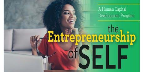 'The Entrepreneurship of Self' Program tickets