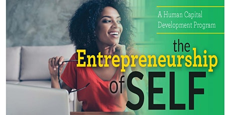 'The Entrepreneurship of Self' Program tickets